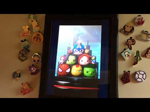 MARVEL Tsum Tsum iOS Gameplay w/ Agent Peggy Carter, Phil Coulson