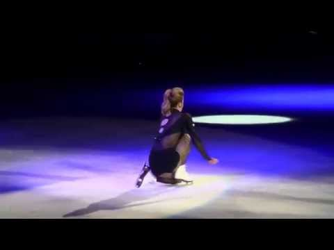 Ashley Wagner - Sweet Dreams --- Stars on Ice 2014, Orlando FL