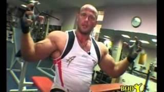 видео BODIBILDING - Мышцы плечевого пояса