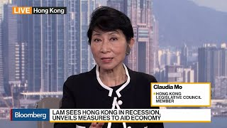 Carrie Lam Should Go, Says Pro-Democracy Lawmaker Mo