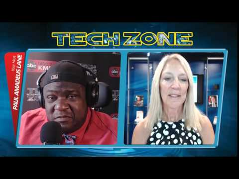 Tech Zone With Paul Amadeus Lane - Ep. #15 Pt 1 CTA i3 Magazine