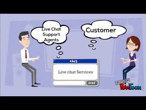 How Live Chat Support Is Provided By Agents
