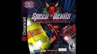 DREAMCAST NTSC GAMES: Speed Devils Online Racing