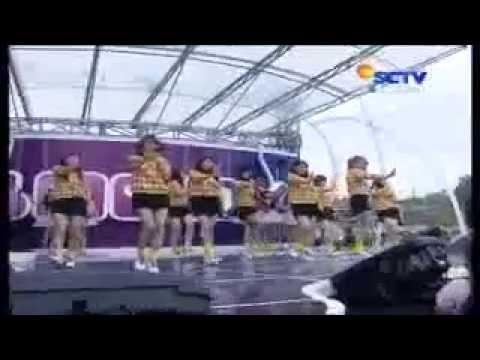 Cherrybelle   Pergi ke Bulan   SCTV Musik Inbox   140517