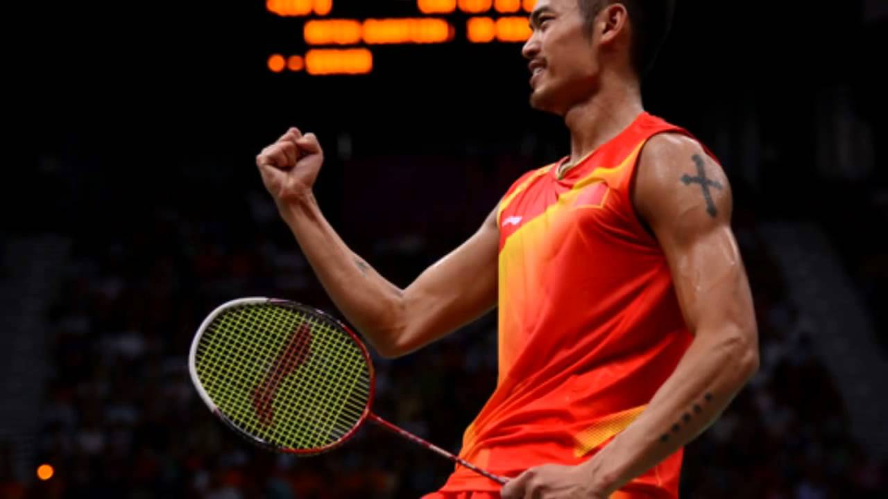 Lin Dan Beats Chong Wei to Badminton Gold 2012 London Olympics