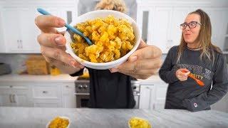 Макароны с сыром - Дженна Марблс Рецепт