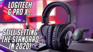 Logitech G Pro X Review - the Headset to BEAT in 2020?