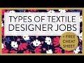 TEXTILE DESIGNER JOBS :P TYPES OF TEXTILE DESIGN JOBS