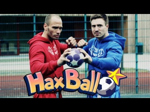 HaxBall in Reality - Kung-Fu Action!