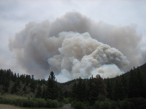 British Columbia Wildfires - August 2017