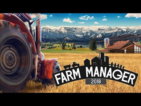 Chicken Feed! - Farm Manager 2018 (Stream Footage) - Part 5