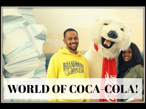 WORLD OF COCA-COLA! | LIFE WITH ASHLEY