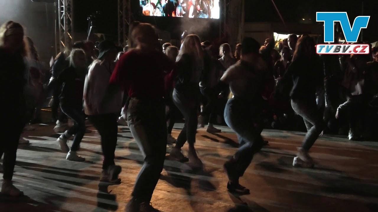 Taneční vystoupení N.C.O.D. - XXVIII. Břeclavské svatováclavské slavnosti 2019