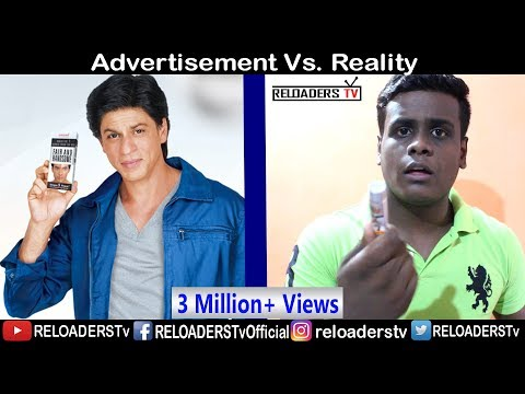 Advertisement Vs Reality | Ads Vs Reality