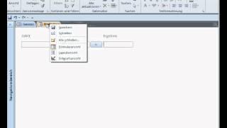 DB0110 Datenbanken: LE 01 Grundlagen Übung 10 Formulare Eigenschaften