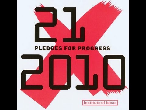 Institute of Ideas: Election Pledges