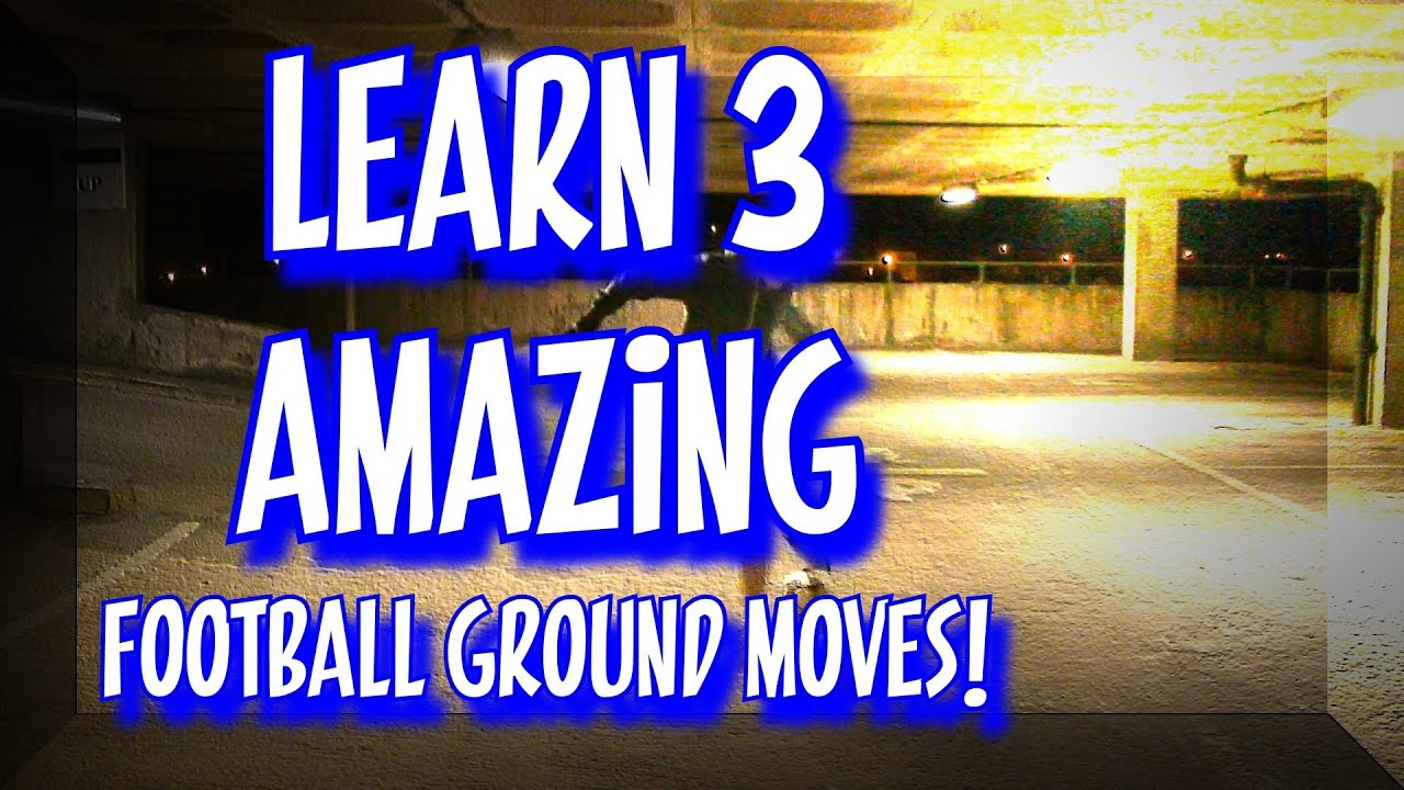 1c3f470a8f LEARN 3 AMAZING FUTSAL GROUND MOVES!