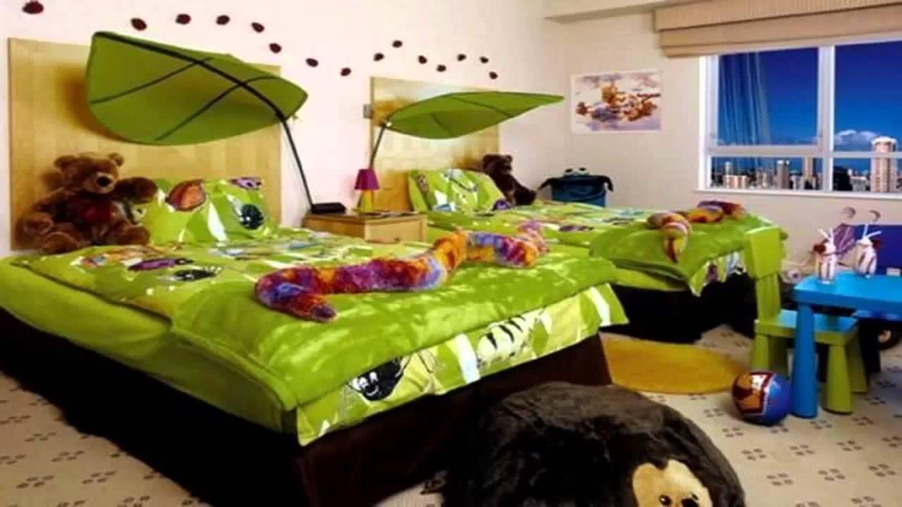 اجمل غرف نوم اطفال       YouTube