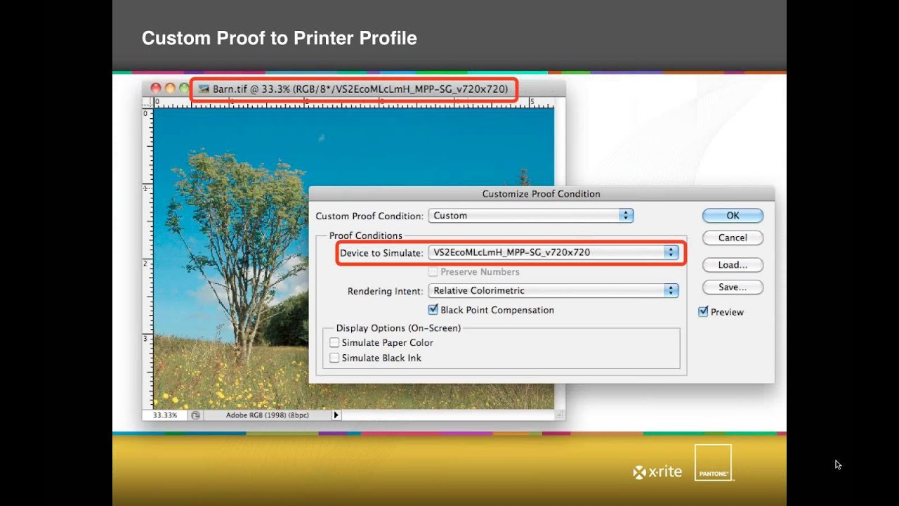 Color Management Series - Profiling your Printer with i1 Profiler