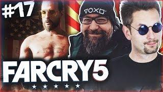 Rzeźnik VS. Rzeźnik:) ROCK & ROJO w FAR CRY 5 #17
