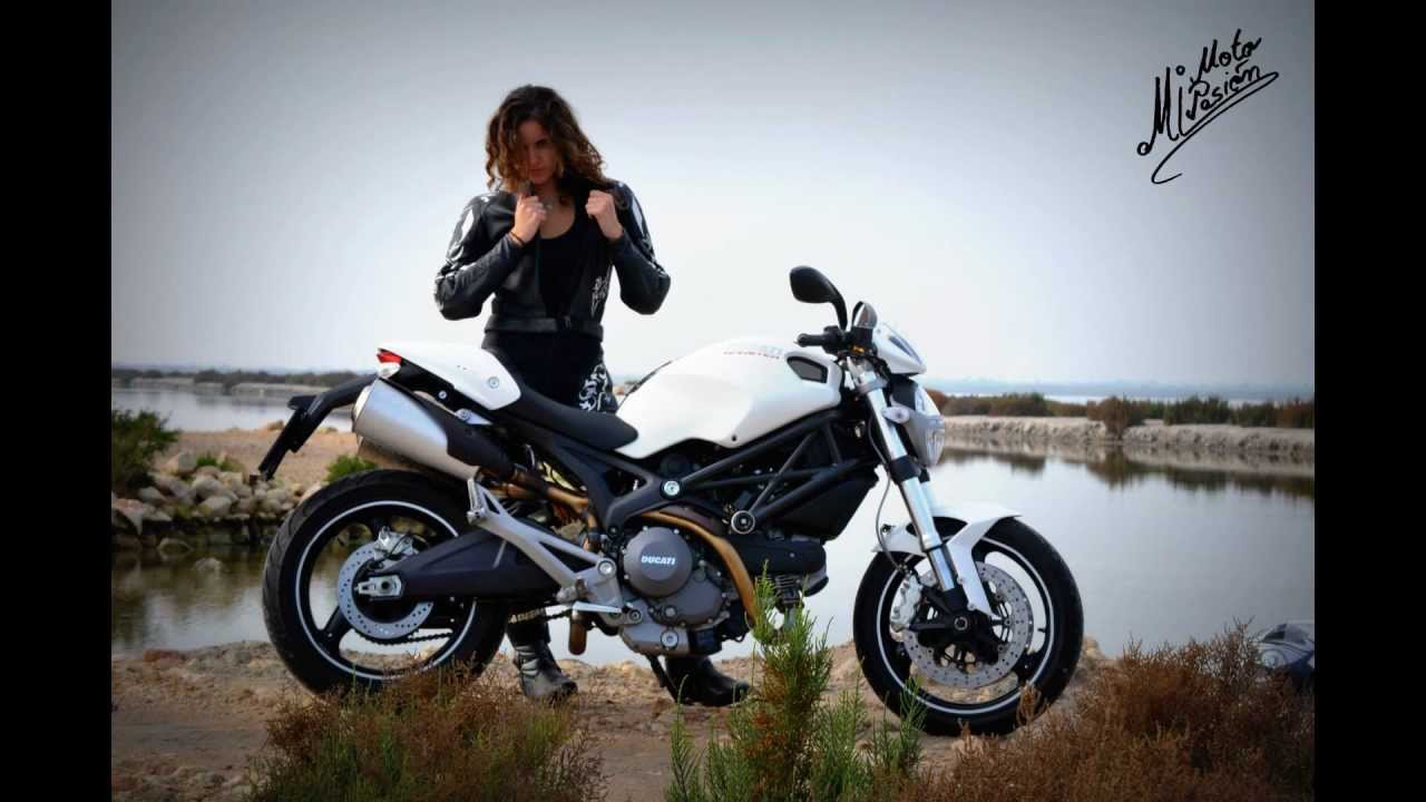 Best Indian Girl Wallpaper Ducati Monster 696 Best Woman Youtube