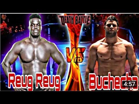 MMA:Film comparatif de technique, Reug-reug vs Marcus Buchecha(prochain adversaire de reug-reug)💪💪💪