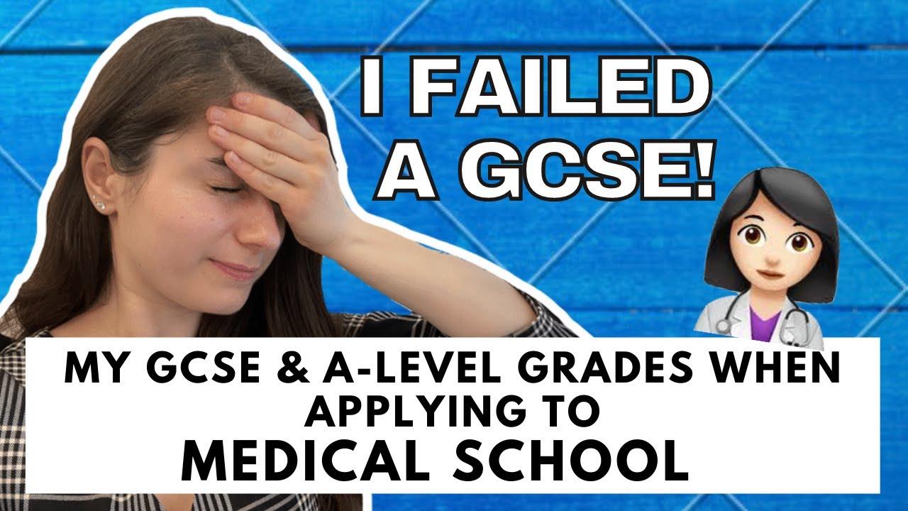 I Failed a GCSE! What I got for my GCSE & A-Levels I The Junior Doctor I AD
