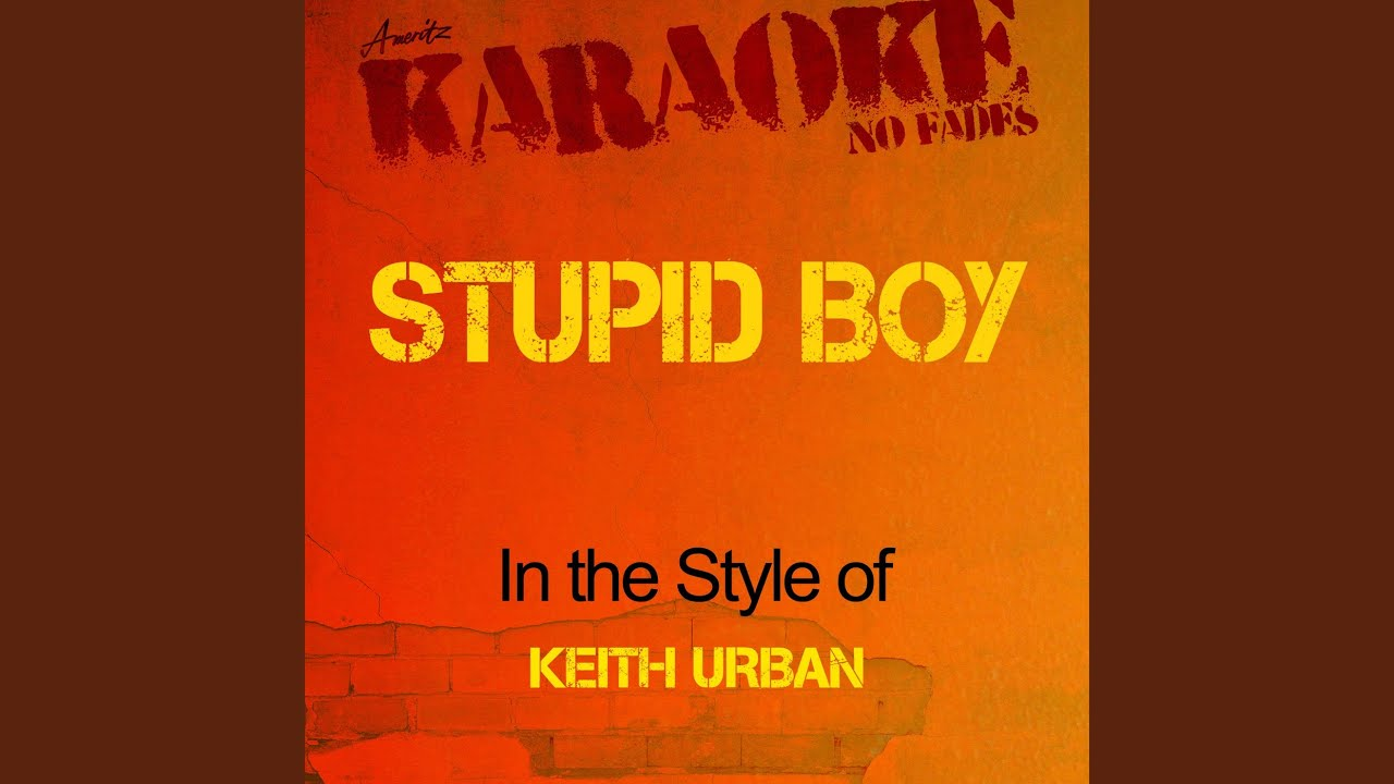 Stupid girl song keith urban scholarly search
