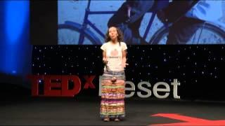 Yaşam dönüşümdür: Gizem Altın Nance at TEDxReset 2013