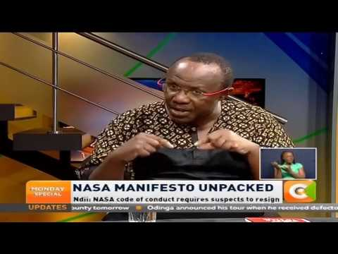 Monday Special : NASA Manifesto unpacked