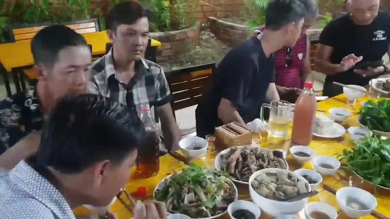Ăn Tối ở Khách Sạn Ruby Phú Quốc Có Gì Ngon