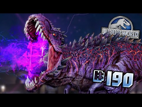 NOTHING CAN STOP HER!!    Jurassic World - The Game - Ep190 HD