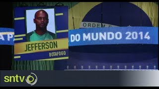 Brazil announce World Cup squad