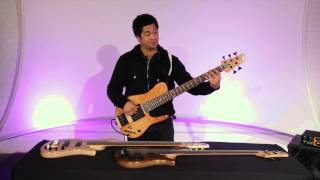Fodera Matt Garrison Standard (Series II) Demonstration Video