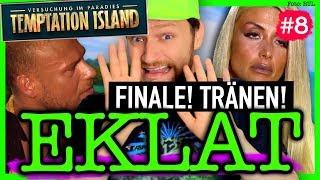 Temptation Island 2019: EKLAT im FINALE! Christina am Boden! Salva weint in Skandal-Show Folge 8