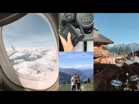 TRAVEL WITH ME | DUBAI & SWITZERLAND