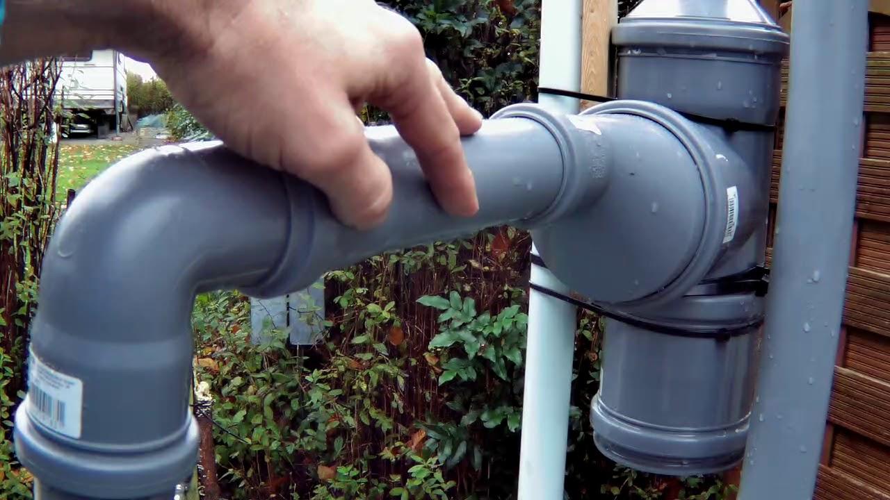 Favorit Regenwasserfilter - YouTube VP13