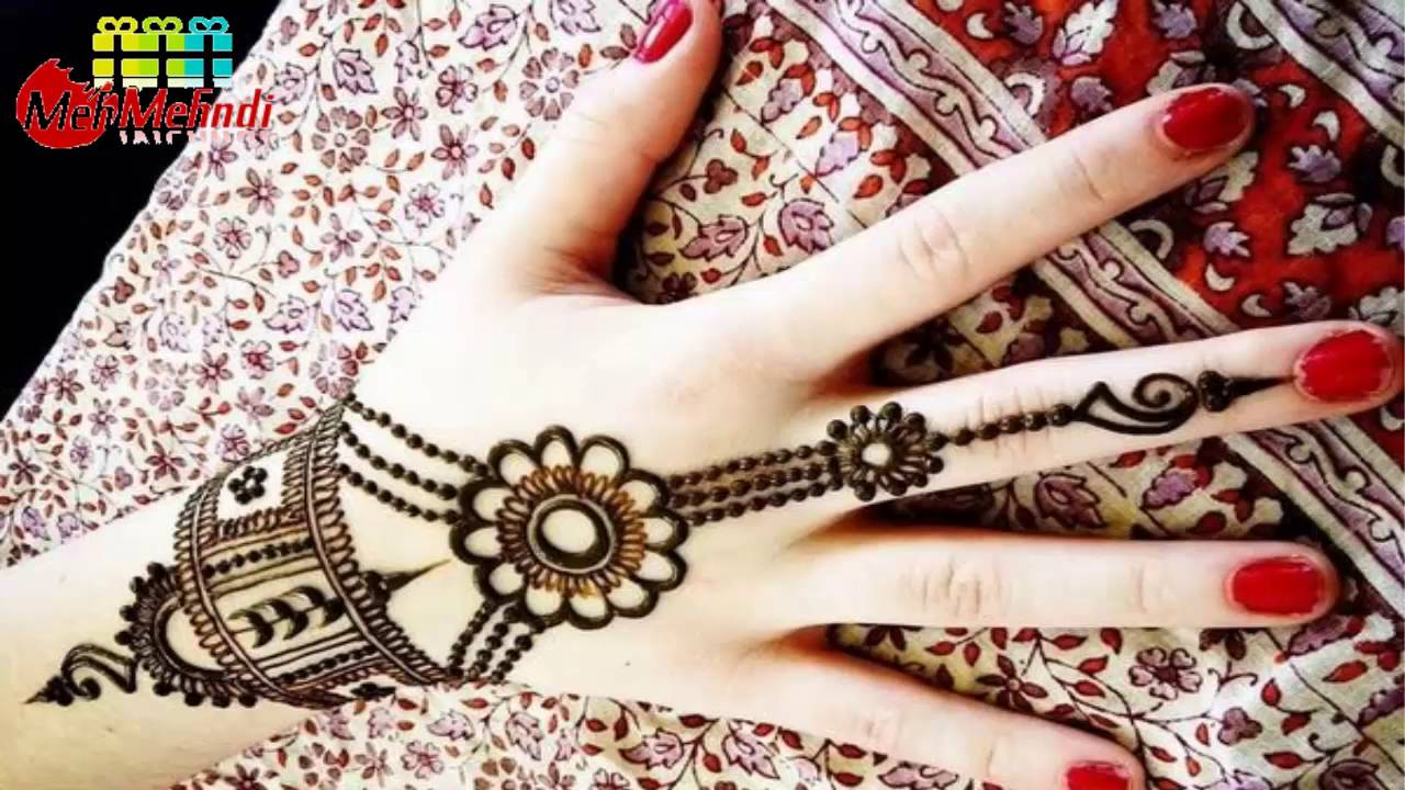 Mehndi For Eid : Arabic eid mehndi incredible designs youtube