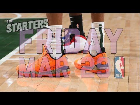 NBA Daily Show: Mar. 29 - The Starters thumbnail