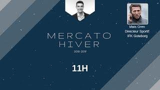 🔴 LIVE MERCATO // ACTE III  // 19-01-2019