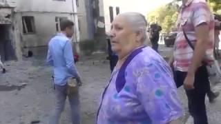 Донецк, ул  Розы  Люксембург, 29 июля