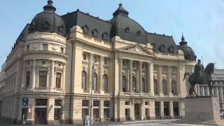 Бухарест/Bucharest(Видео по туру 10B XL Румыния, Болгария, Греция. Август 2012. В завершении Бухарест., 2013-09-22T16:25:06.000Z)