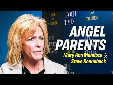 Angel Parents Speak Out - Mary Ann Mendoza & Steve Ronnebeck At #CPAC2019