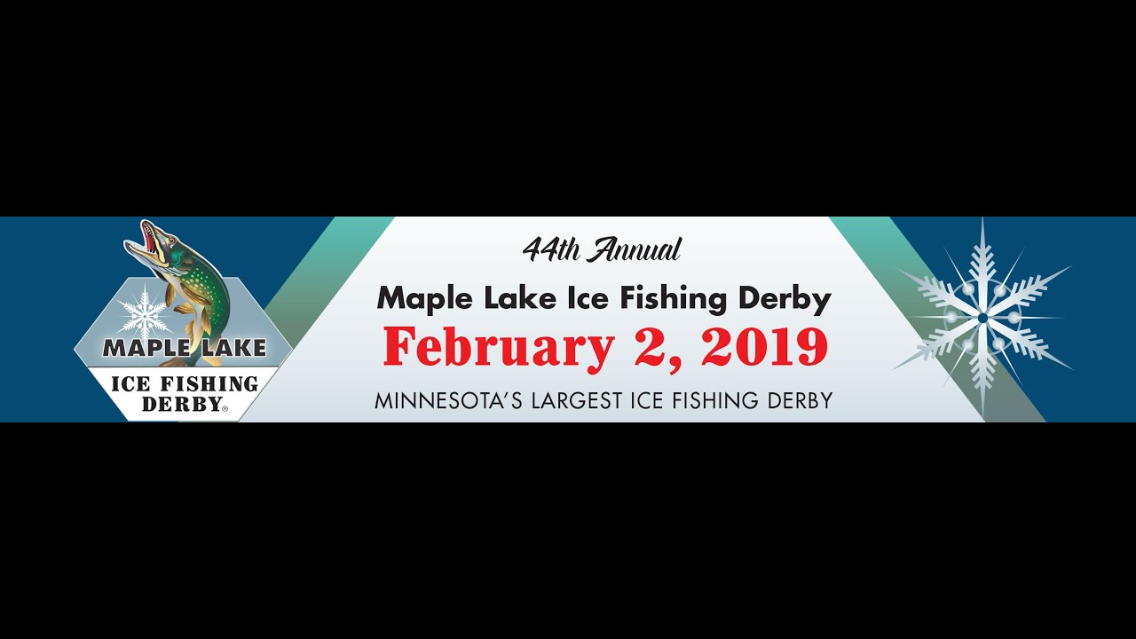 Maple Lake Ice Fishing Derby | Maple Lake Ice Fishing Contest