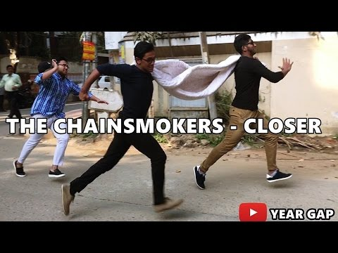 The Chainsmokers - Closer ft. Halsey | LITERAL...