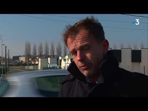 Grand froid chez les migrants de Ouistreham