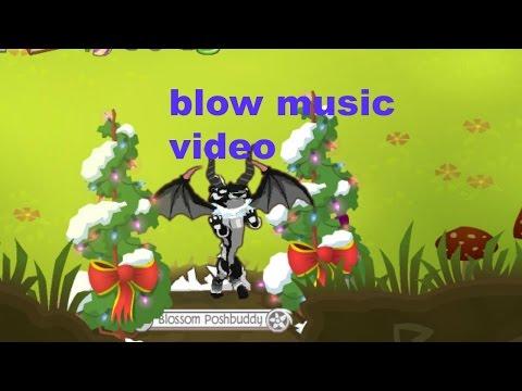 blow music video * warning headphones users!!! loud noises at 50!!!!!! *