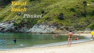 Yanui Beach Phuket Thailand December 2018
