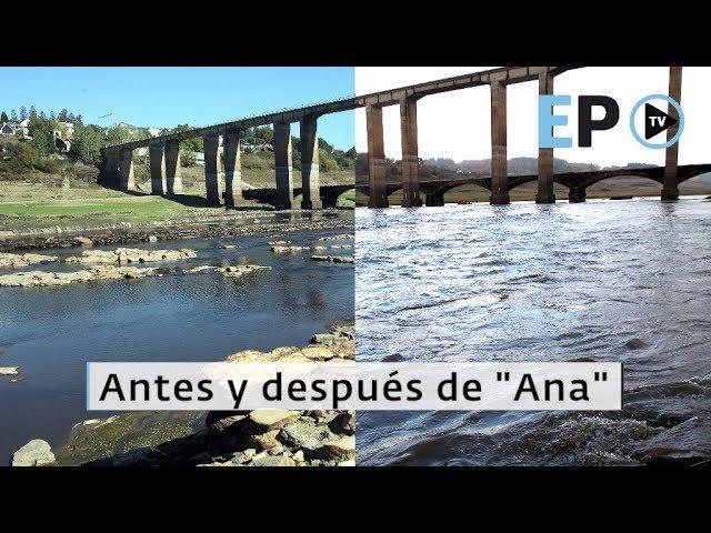 Antes y después de 'Ana'