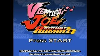 James & Friends Look-At: Viewtiful Joe: Red Hot Rumble (GCN & PSP)